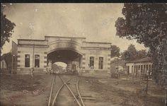 Ferrovia Belém Bragança/Estação2