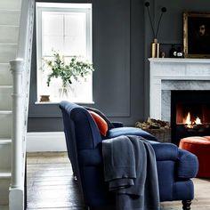 Årets nyhet - nydelig linstoff Brancester Navy ✨ leveres som et alternativ på en rekke sofaer of stoler og kan bestilles som metervare #neptunehome #neptunehomenorge #neptunehomeofficial  #interior_inspirasjon #interiordecor #interiordesign #interiør #interiørinspirasjon #interior123 #møbler #sofa #sofacrush #lin #stoffer #linstoff #interiorbyraaet_inspo