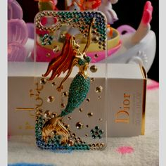 Mermaid iPhone case <3