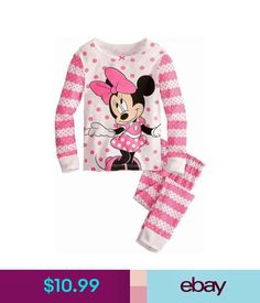 5f592687da4a Girls  Clothing (Newborn-5T) Baby Kids Toddlers Girls Mickey Minnie Mouse  Suit