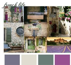 French country frameboutique