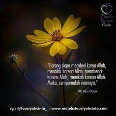 Sempurnalah imannya . . Follow @hijrahcinta_ Follow @hijrahcinta_ . . #hijrahcinta https://ift.tt/2f12zSN