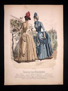 Journal des Demoiselles 1886