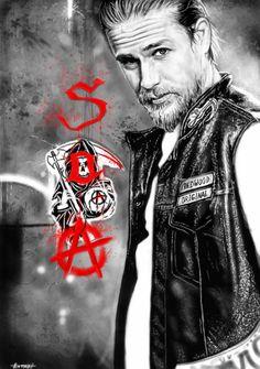 Jax Teller :-) sons of anarchy