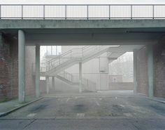 HEYGATE ESTATE | ELEPHANT & CASTLE | WALWORTH | LONDON BOROUGH OF SOUTHWARK | LONDON | ENGLAND: *Built: 1974; Demolished: 2011-2014; Architect: Tim Timker* Photo: Simon Kennedy