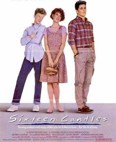 The movie that made millions of teens believe that dreams can come true with a birthday cake on a beautiful hunks giant dining room table... <3