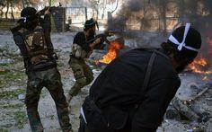 كتائب الثوار تشن هجوماً عنيفاً على كتيبة الصواريخ في خان طومان بحلب