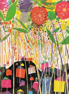 A Child's Garden of Verses - written by Robert Louis Stevenson, illustrated by Brian Wildsmith (1966).