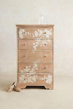 Pearl inlay dresser