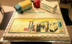 Dachser cake Kolding