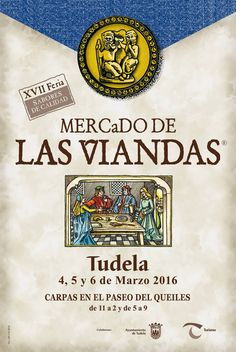 Mercado de las Viandas de #Tudela, sabores de calidad. #Navarra