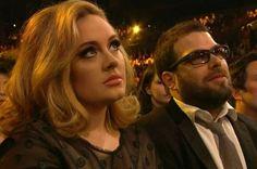 Adele and boyfriend Simon Konecki