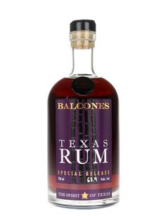 Balcones Texas Rum / Special Release : The Whisky Exchange Cigars And Whiskey, Scotch Whiskey, Alcohol Bottles, Liquor Bottles, Rum Bottle, Whiskey Bottle, Fun Drinks, Alcoholic Drinks, Good Rum
