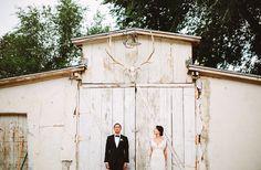 New Mexico wedding on an organic avender farm