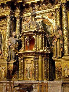 Deba - Iglesia de Santa María, retablo mayor 7.jpg