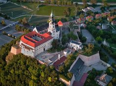 The Castle of Nitra