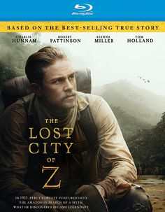 THE LOST CITY OF Z BLU-RAY (BROAD GREEN PICTURES)