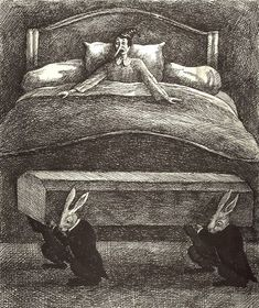 기괴하고 엽기적이고 불편하기 짝이 없는 롤랑 또뽀르(Roland Topor)의 그림 : 네이버 블로그 Pinocchio, Dark Art Drawings, Roman Polanski, Surreal Art, Illustrators, Illusions, Book Art, Illustration Art, Sketches