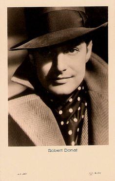 Robert Donat (1905–1958).