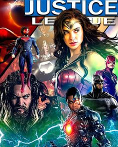 Justice League #JusticeLeagueMovie In Theaters November 17
