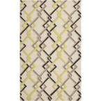 Sutai Ivory 8 ft. x 10 ft. Indoor/Outdoor Area Rug