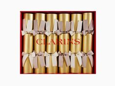 I Am Fabulicious: Clarins Christmas Beauty Crackers 2014