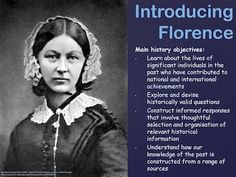 A ready-made lesson with teachers' notes that focuses on the the life and work of Florence Nightingale. Aqa English Language, History Of Nursing, Florence Nightingale, Great Life, Social Studies, Biology, Famous People, The Past, Knowledge