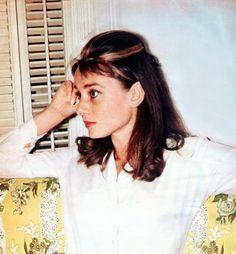 Audrey Hepburn in The Breakfast At Tiffany's (1961)