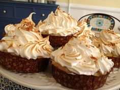"""Are you searching for """"pastries near me""""? Buttercream's bakeshop in downtown Apex, NC offers fresh baked pastries. Pastry Shop, Eclairs, Cream Pie, Freshly Baked, Coconut Cream, Pastries, Tart, Bakery, Treats"""