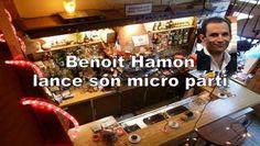 L'ancien Ministre Benoît Hamon lance son micro parti en vue des primaires à…