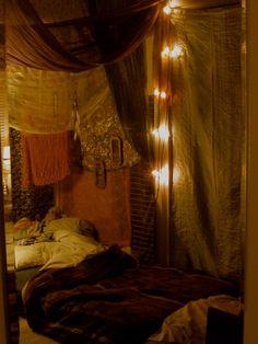 so lounge-y + cozy + sensual + whimsical