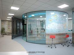 """OUTSIDE-CONFERENCE RM.""-Office Interior 3D Viz. Description: Company Project-KJE Location: Dhahran, KSA 3D Visualization: F Render Designs (KMF) WF: Sketchup2016 + Vray2.0+Pscs6"