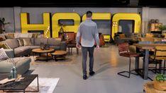 Heb jij onze commercial op RTL4 al gezien? Haco wonen & slapen; met 32 winkels en een uitgebreide webshop met de woontrends van nu! Door de grote voorraad staan de meubels snel bij je thuis! Shop nu... op www.haco.nu Latest Trends, Basketball Court, Commercial