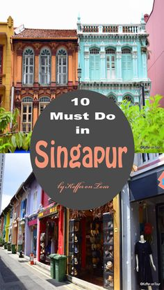 Discover Singapore& sights - The best tips for your trip to Singapore. Singapore Sights, Singapore Travel, Destinations D'europe, Holiday Destinations, Asia Travel, Solo Travel, Les Continents, Backpacking Asia, Holiday Places