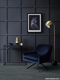 Fifteen colour and decorating trends for 2020 Interior Color Schemes, Interior Paint Colors, Colour Schemes, Room Colors, Wall Colors, Paint Colours, Resene Colours, Trending Paint Colors, Colors