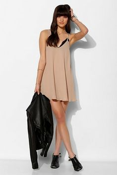 BLQ Basic Slip Dress