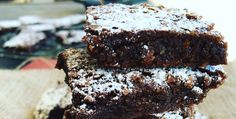 Brownies amelcochados | Plus TV