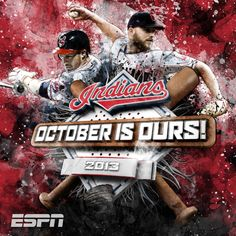 ESPN - MLB Playoffs 2013 by Mick Theisen, via Behance