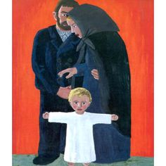 Werner Berg Altar der heiligen Familie 1933 Altar, Austria, Woodblock Print, Art Pieces, Painting Art, Drawing S, Pictures