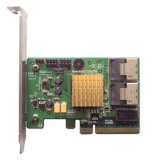 Hakeeta PCI-E Card PCI Express to SATA 3.0 Controller Card 2 Port PCI-E SATA III 6GB//s Expansion Internal Adapter Converter for Desktop PC Computer with Low Profile Bracket