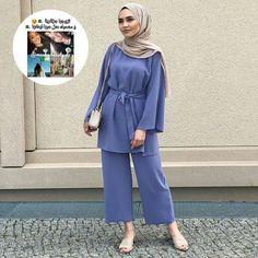 Hijab Fashion Inspiration, Mode Inspiration, Modest Fashion Hijab, Fashion Outfits, Hijab Fashionista, Muslim Women Fashion, Outfit Look, Latest African Fashion Dresses, Niqab
