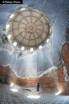 Faith Keeper by Makysym Kytra. Taken in Cherivtsi, Ukraine