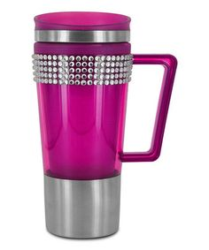 Take a look at this Pink 14-Oz. Lux Tumbler by Smart Planet on #zulily today!