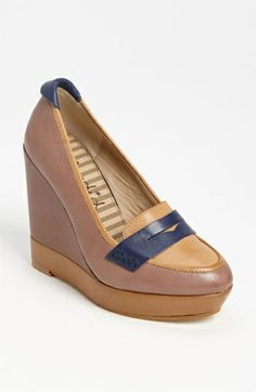 Splendid 'Logan' Wedge Pump