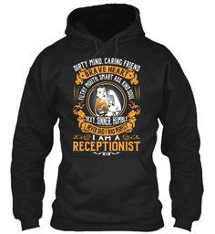 Receptionist - Brave Heart #Receptionist