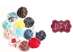 Item decorativo, feito a partir de retalhos, que pode ser usado em praticamente tudo! Inove no seu artesanato, roupas ou decoração.