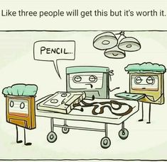 Because no one could possibly remember cassette tapes . Browse new photos about Because no one could possibly remember cassette tapes . Most Awesome Funny Photos Everyday! Because it's fun!