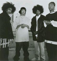 Bone Thugs 'N Harmony- best rap group EVER!