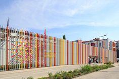 Gallery - Honoré de Balzac High School / NBJ architectes - 14
