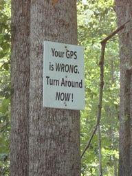 funni sign, ellen degener, funny signs, geocach, gps, hous, road, funny commercials, place